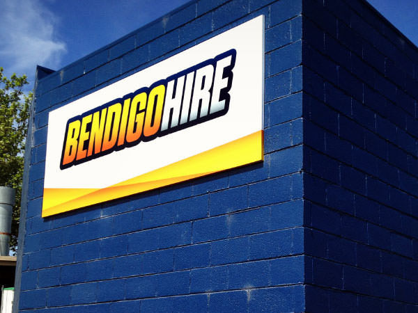 SignMob - Bendigo (Central Victoria) Architectural, Custom Manufactured Sign, Architectural Signage Specialists