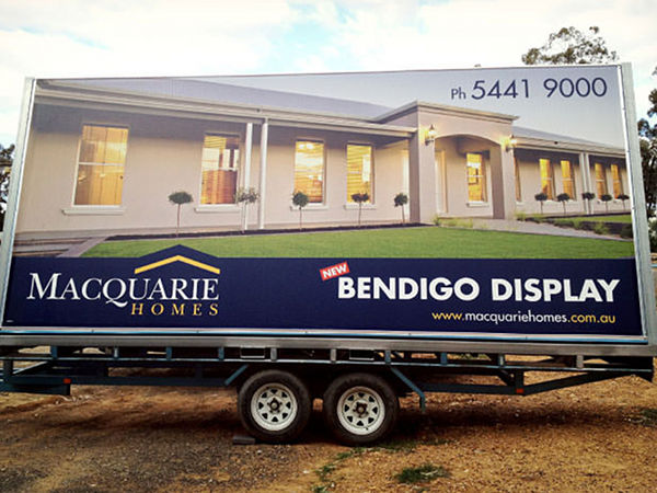 SignMob - Bendigo (Central Victoria) Promotional Signage, General Signwriting & Signmaking Specialists