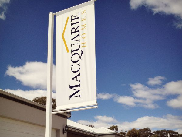 Digitally Printed Flags & Teardrop Flags - SignMob (Bendigo, Central VIC)